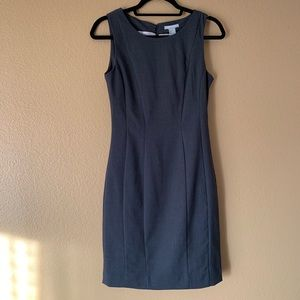 H&M Dresses - H&M Gray Strapless Dress Size 6 - NWT